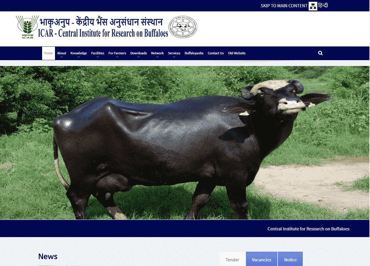 Central Institute for Research on Buffaloes